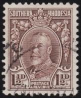 Southern  Rhodesia   .      SG        .      16c         .         O       .          Gebruikt   .    /    .   Cancelled - Zuid-Rhodesië (...-1964)