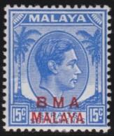 Malaya      .      SG   .     12      .   *     .     Ongebruikt   .    /    .  Mint-hinged - Federated Malay States