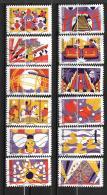 2017 - 130 -   Oblitéré  - Fêtes Foraines - Adhesive Stamps