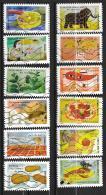 2017 - 136 -   Oblitéré  - Le Goût - Adhesive Stamps