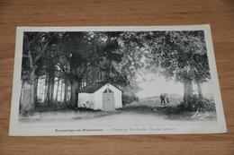 416- Burnontige-lez-Werbomont, Chapelle Ste-Barbe, Animee, Geanimeerd - België