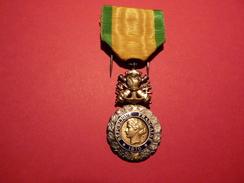 Médaille Militaire - 2ème Modèle, 7ème Type - France