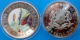 SOMALI REPUBLIC 250 SHILLINGS 2005 THE LIFE OF POPE JOHN PAUL II (6) - Somalia
