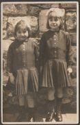Sisters In Southampton, Hampshire, C.1920 - Fisk RP Postcard - Southampton