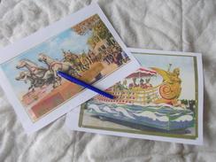 COPIE De Lots De Documents En Rapport Avec Le Cirque Pinder Illustrations - Vecchi Documenti