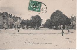 Chatellerault Boulevard Blossac - Chatellerault