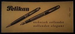 1955 Heuss MH 2e ( Pelikan Technisch Vollendet ) Mit H.Blatt Nr 3,4,5 - BRD