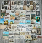 Collection Of 83 Postcards And Old Photos From Europe And A Few From U.S. Most Of Them Circulated - Early 1900's - 5 - 99 Cartes