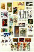 Israel Lote 21 Series Nuevas - Hojas Y Bloques