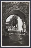 AFRIQUE - MAROC - CASABLANCA - PROSTITUTION - La Porte Du Quartier Réservé - Casablanca