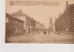 Cpa 1933 Ath. Rue Du Pintamont. Vue Animée. N°16 Desaix. Edit. (La Belgique Historique) - Ath