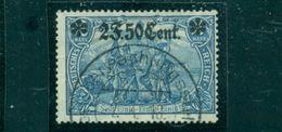 Neuer Wert Auf Darstellungen Des Kaiserreichs Nr.12 B B Gestempel, Etappe West - Besetzungen 1914-18