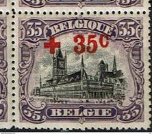 157  **  85 - 1918 Croix-Rouge