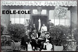 94 - Carte Photo - CHENNEVIERES Sur MARNE - Cafe - Restaurant BAINVILLE - Concours - Peche - Gugusse - Brochet - Chennevieres Sur Marne