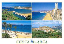 Espagne - Comunidad Valenciana - Costa Blanca - Multivues - Ediciones A.M. Nº CBI 3357 - 3986 - Autres
