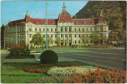 Brasov - Headquarters Of The County Committee Of The Romanian Communist Party - (Roemenie) - Roemenië