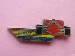 PIN'S   CIRCUIT  PAUL-RICARD    -  Automobile, Divers  (178) - Badges