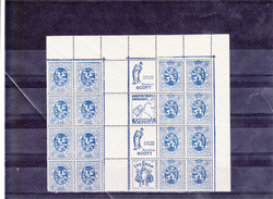 PU 31-32-36 In Veldeel - Pubblicitari