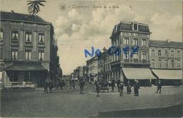 Tienen :  Entrée De La Ville    ( Geschreven 1923   Met Zegel )   !!!!  Licht Beschadigd Boven In De Midden !!! - Tienen