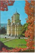 Manastirea Curtea De Arges (sec. XVI) - Monastery / Le Monastère   - (Roemenie) - Roemenië