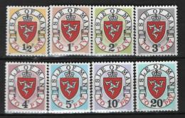 Man 1973 Segnatasse Unif. 1/8 **/MNH VF - Isle Of Man