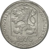 Tchécoslovaquie, 10 Haleru, 1976, TTB, Aluminium, KM:80 - Czechoslovakia
