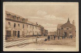 Fromelennes Rue Linard - Près De Charleville & Givet  CPA Ardennes - Charleville