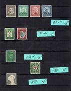 GERMANY,,,Bundespost...HIGH CATALOG VALUE...mixed Condition - Lots & Kiloware (mixtures) - Max. 999 Stamps