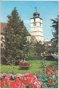 Sibiu - Turnul Sfatulei (sec. XVI) - The Council's Tower  - (Roemenie) - Roemenië