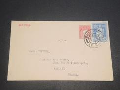 IRLANDE - Enveloppe Pour Paris  En 1951 , Affranchissement Et Oblitération Plaisants -  L 11572 - 1949-... Repubblica D'Irlanda