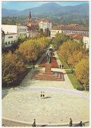 Deva - Statua 'Dr. Petru Groza'  - (Roemenie) - Roemenië