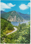 Barajul Si Lacul De Acumulare Ale Hidrocentralei De Pe Arges - (Roemenie) - Roemenië