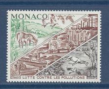 Monaco - YT N° 881 - Neuf Sans Charnière - 1972 - Ungebraucht