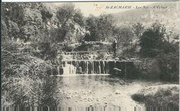 Var : St Zacharie, Les Naï, L'Ecluse - Saint-Zacharie