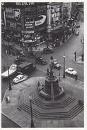 Quartier Picadilly Circus, Circulation, Anciennes Voitures, Très Animée. Années 1930-40. Non écrite - Piccadilly Circus