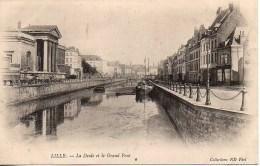 59  LILLE  La Deule Et Le Grand Pont - Lille