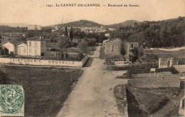 06 LE CANNET-de-CANNES   Boulevard Du Cannet - Le Cannet