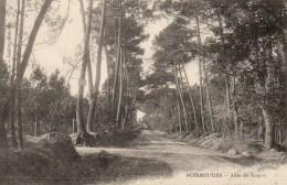 85 NOIRMOUTIER  Allée Des Soupirs - Noirmoutier