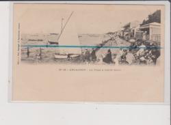 CPA - ARCACHON - La Plage à Marée Haute - Arcachon