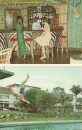 """Entelle (Uganda) Lake Victoria Hotel, """"Uganda Hotels Limited"""", Inside And Swimming-pool - Uganda"""