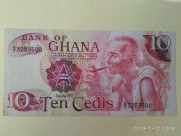10 Cedis 1978 - Ghana