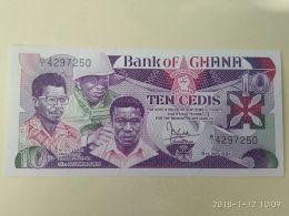 10 Cedis 1984 - Ghana