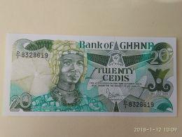 20 Cedis 1984 - Ghana