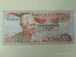 200 Cedis 1986 - Ghana
