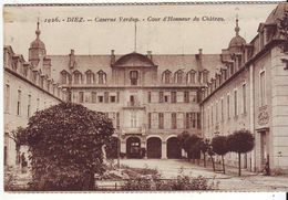 CPA - DIEZ  Caserne Verdun - Cour D Honneur Du Château - Diez