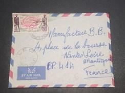 HAUTE VOLTA - Enveloppe De Leo Pour La France En 1962 , Affranchissement Plaisant -  L 11622 - Upper Volta (1958-1984)