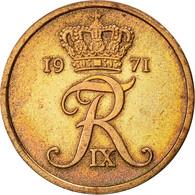 Danemark, Frederik IX, 5 Öre, 1971, Copenhagen, TTB, Bronze, KM:848.1 - Denmark