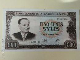 500 Sylis 1960 - Guinea