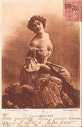 Natalina Dit Lina Cavalieri Est Une Soprano Italienne, Née Le 25 Décembre 1874 à Viterbe (Phot Reutlinger) - Zangers En Musicus