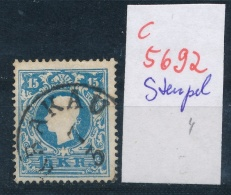 Österreich -netter Stempel   .. (c 5692  ) -siehe Bild - Oblitérés